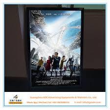 lighted movie poster frame lighted movie poster frame dinosauriens info