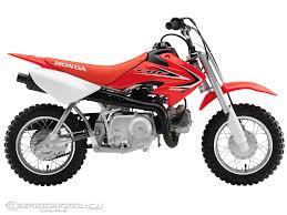 types of motocross bikes 2012 honda dirt bikes photos motorcycle usa