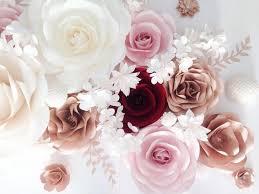 photo backdrop paper paper flower backdrop paper flower wall paper flower nursery