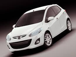 mazda small car models mazda 2 2011 3d cgtrader