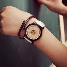 unisex men women quartz analog wrist watch watches woman watches