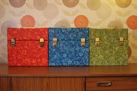 retro living room interior design record lp storage cases from
