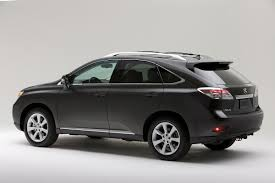 lexus 2010 2010 lexus rx 350 pricing unveiled autoevolution