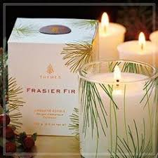 thymes candles frasier fir candle by thymes frasier fir by thymes