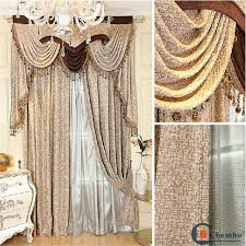 Lined Swag Curtains Elegant Lined Kitchen Curtains Taste