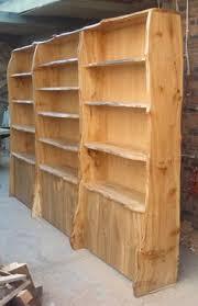Live Edge Wood Shelves by Live Edge Wood Bookshelf Live Edge Wood Pinterest Wood