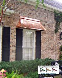 Houston Awnings The Juliet Gallery Copper Awnings Projects Gallery Of Awnings