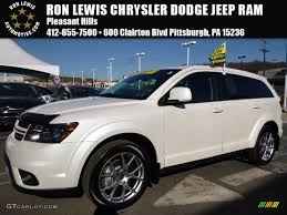 jeep journey 2015 2015 pearl white tri coat dodge journey r t awd 108728661