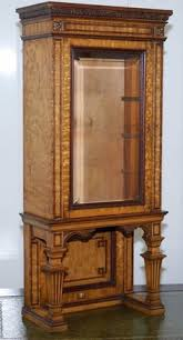 table top display cabinet stunning victorian walnut small table top display cabinet rare find