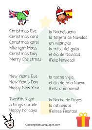 halloween in spanish spanish christmas traditions u0026 christmas vocabulary