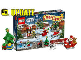 christmas advent calendar lego city 2016 christmas advent calendar official images news update