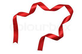 satin ribbon shiny satin ribbon stock photo colourbox