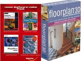floorplan 3d home design suite 8 0 u0026 free home software value pack