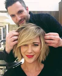 big bang blonde short hair cut pictures best 25 short haircuts with bangs ideas on pinterest