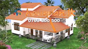 simple two story house plans in sri lanka youtube
