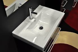 designer bathroom sinks modern bathroom vanity single sink furniture