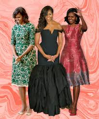 does michelle obama wear hair pieces michelle obama designers first lady style legacy