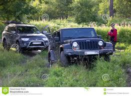 pajero jeep 2016 russia karelia july 16 2015 photo of jeep wrangler and