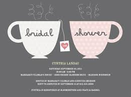 bridal shower tea party invitations learn how to prepare awesome bridal shower tea party