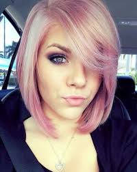 lob hair with side fringe 55 cute bob hairstyles for 2017 find your look