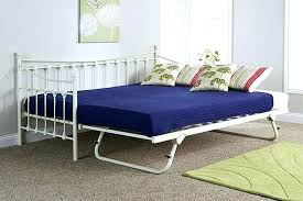 Daybed With Trundle And Mattress Included Daybed With Trundle And Mattress Findables Me