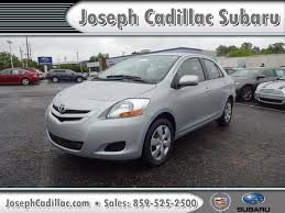 Yaris Sedan 2008 Used 2008 Toyota Yaris Base For Sale In The Florence Ky