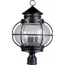 Nautical Outdoor Post Lighting by Gas Lamp Post Lighting Instructions Hankodirect Decoration