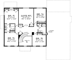 two story home plans classic two story home plan 89017ah architectural designs