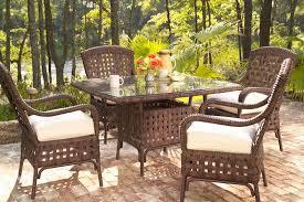 Wicker Outdoor Furniture Sets by Wicker Patio Furniture Outdoor Patio Furniture Sets Manhattan