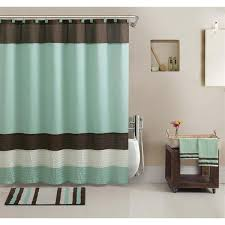 Brown Bathroom Set Charming Brilliant Bathroom Sets With Shower Curtain And Rugs Area