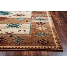 Southwestern Throw Rugs Southwestern Area Rugs Rugs The Home Depot