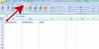 Spreadsheet Microsoft Excel How To Read An Excel Spreadsheet 4 Steps With Pictures