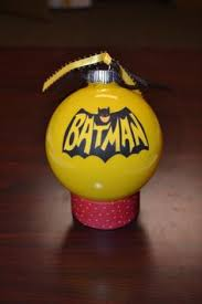 batman and joker painted glass ornament set of by kaleycrafts