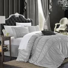 Ruched Bedding Shop Ruched Comforter On Wanelo