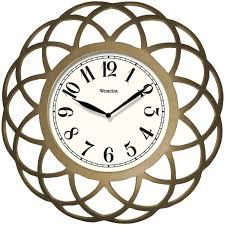 Decorative Clock Westclox 32929 14