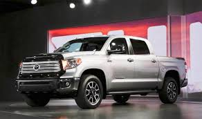 2016 toyota tundra mpg 2016 toyota tundra review price diesel specs mpg
