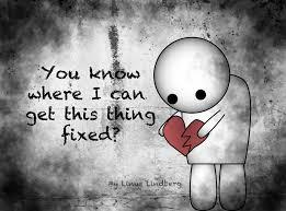 Broken Heart Meme - fixing what s broken by linusl on we heart it