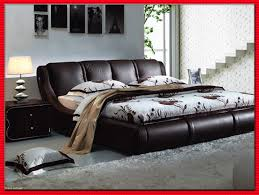 Wholesale Bed Frames Sydney Queen Leather Bed Leather Queen Bed Brown Leather Queen Size Bed