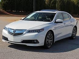 2015 used acura tlx 4dr sedan fwd v6 advance at georgia luxury