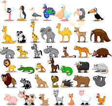 free cartoon animal clipart clipart collection animal faces
