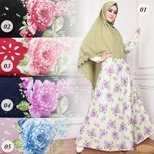 Baju Muslim Dewasa Ukuran Kecil gamis ukuran besar tanah abang 2017 2018 grosir baju gamis tanah abang