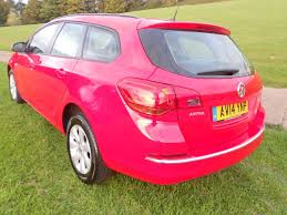 vauxhall pink used red vauxhall astra for sale hertfordshire
