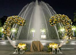 west palm wedding venues gerilyn event and floral design palm wedding ceremony