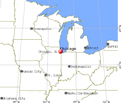 map usa illinois us map chicago illinois chicago illinois usa map 55 all city with