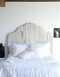White Iron Headboard Vintage White Iron Headboard Bed L Bedl Vintage