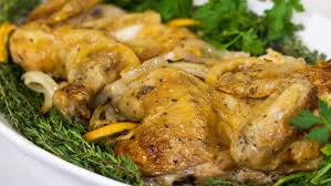 ina garten u0027s skillet roasted lemon chicken today com