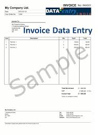 Free Email Invoice Template Invoice Format India Free Printable Invoice