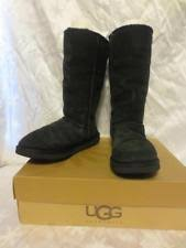 s suede boots size 9 ugg australia black boots 5815 size 9 ebay