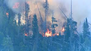 Wildfire Jordan Mt by Feds Taking Backwards Approach To Fighting Wildfires American
