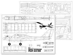 free rc plans ace 20h plan free download outerzone